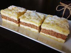 Raspberrybrunette: Juhoslovanský krémový koláč