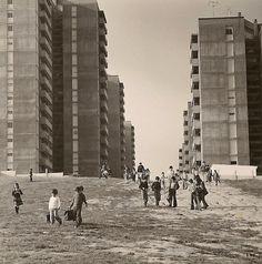 Barrio de Aluche, años 70