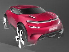 2015 Citroën Aircross Concept: design gallery