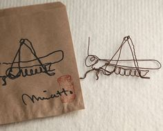 Wire art | Japanistic/Blog