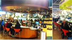 Wine Bars & Diners Found in the Whole Foods Flagship Store