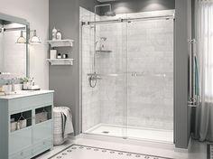 Utile Marble - MAAX | Déco maison | Pinterest | Marbles, Bathtub ...