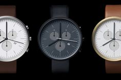 Uniform Wares 300 10 Most Beautiful Minimal Wristwatches For Men