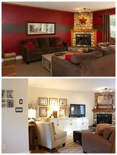 Room On Pinterest Family Rooms Living Rooms And Stone Fireplaces