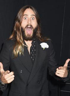 Pin for Later: All' eure Lieblingsstars drängelten sich bei den Hollywood Film Awards Jared Leto