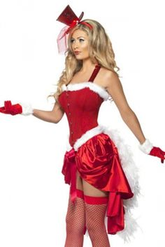 red ball gown sleeveless circus costume2014 cute halloween costumes fashion - Cheap Creepy Halloween Costumes