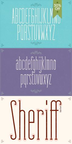 Fabuleuse Slab Font + Free Bonus - a one-style font that features a thin, condensed and high cap height. This gives the font a distinct retro look & bohemian feeling that is great for logos & branding, packaging, titles, magazines, posters, signs, shirts, and scrapbooking. By NunoDias $13 #affiliatelink