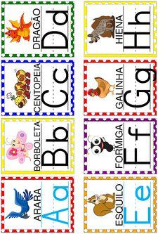 MATERIAL EM PDF - MAIS DE 100 PÁGINAS EM ATIVIDADES PARA ALFABETIZAÇÃO - Alfabetizar com AMOR English Worksheets For Kids, Dual Language, 2021 Calendar, Math For Kids, Idioms, Childhood Education, Literacy, Preschool, Banner