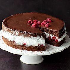 Tort bezglutenowy - Przepis