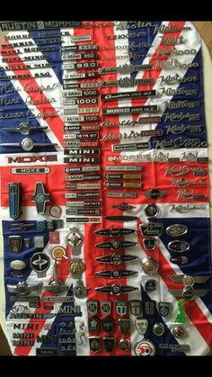 Take your pick Mini Cooper Classic, Classic Mini, Classic Cars, Fancy Cars, Retro Cars, Auto Logos, Mini Driver, Mini Lifestyle, Morris Minor