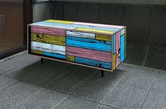 Furniture Collections That Look Like Cartoons Drawings – Fubiz Media