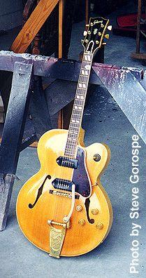 1956 Gibson es350 guitar - Danny Gatton