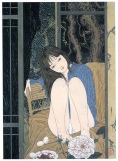 schoneseele: (by Takato Yamamoto) - schöne seele