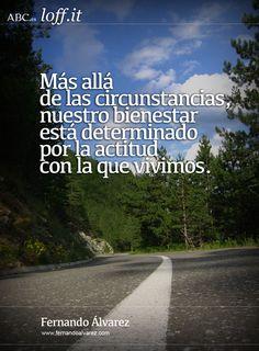 Más allá de las circunstancias...