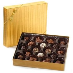 Our chocolate gift baskets are comprised of gourmet chocolate, decadent truffles, and creamy caramels for a sinfully delicious chocolate delivery gift. Chocolate Gifts, Chocolate Box, Chocolate Truffles, Melting Chocolate, Chocolate Sweets, Candy Gift Baskets, Candy Gifts, Candy Delivery, International Chocolate Day