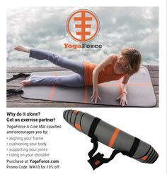 The alignment system on the YogaForce Mat aids in physical therapy, yoga and Pilates as it helps guide your body in proper positioning. The Alignment System, Spa Accessories, Physical Therapy, Pilates, Coaching, June, Exercise, Yoga, Ejercicio