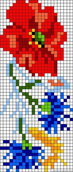 Наташа Капралова Cross Stitch Bookmarks, Mini Cross Stitch, Simple Cross Stitch, Cross Stitch Flowers, Cross Stitch Charts, Cross Stitch Designs, Cross Stitch Embroidery, Cross Stitch Patterns, Beaded Embroidery
