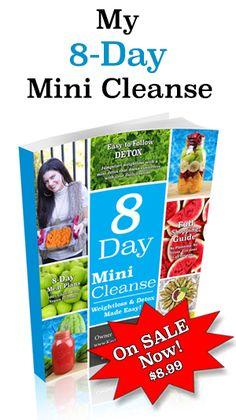 8-Day Mini Cleanse eBook