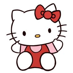 How to Draw Hello Kitty: 9 steps (with pictures) -