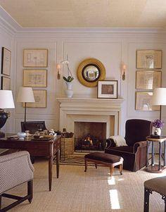 US Interior Designs: Albert Hadley