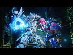 Transformers Ride at Universal Studios Hollywood