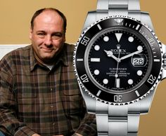 "James Gandolfini's Stolen Watch Is 'Undervalued,' Say Watch Experts - see Ariel's commentary on it in this piece by Laurie Brookins over at The Hollywood Reporter ""Three years after the 'Sopranos' star's death, one of the paramedics who treated him is headed to trial for allegedly stealing the late actor's Rolex Submariner Date timepiece, which has been valued at $3,000..."" more about Celebrities & Watches here: http://www.ablogtowatch.com/tag/celebrities-watches/"