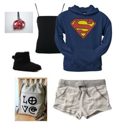 Sleepover outfit