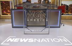 Review: In debut 'NewsNation' on WGN America promises balance, delivers convention