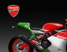 "Check out new work on my @Behance portfolio: ""DUCATI ""F1 CONCEPT"""" http://on.be.net/1LqSHda"