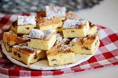 Placinta cu branza dupa reteta ruseasca French Toast, Deserts, Breakfast, Food, Crack Cake, Morning Coffee, Desserts, Meals, Dessert