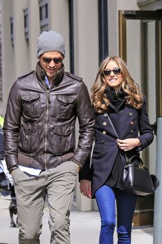 f6d047a58b4 Olivia Palermo - Olivia Palermo and Johannes Huebl in Brooklyn Fringe  Fashion