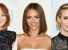 Top 15 Celebrities  Bob Haircuts and Hairstyles For Women
