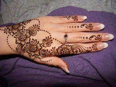 henna hand designs - Recherche Google