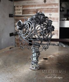 Industrial Revelations: Bridal Bouquet--New Alternative Styles by ...