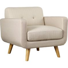 Found it at Wayfair - Damalis Tufted Arm Chair