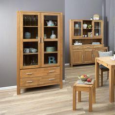 w scheschrank royal oak 3 t rig eiche ge lt h lzer aller art tall cabinet storage. Black Bedroom Furniture Sets. Home Design Ideas