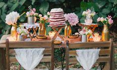 Casamento civil: ideias de decoração para a pequena reunião em família - Família - MdeMulher - Ed. Abril
