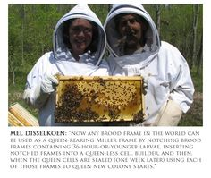 International Mating Nuc Inc. - Independent Beekeeping Research and Innovation by Mel Disselkoen
