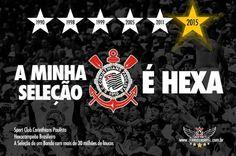 Sport Club Corinthians Paulista - Hexacampeão Brasileiro de 2015