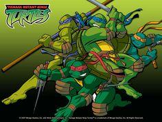 Do You Date Your Favorite Teenage Mutant Ninja Turtle?