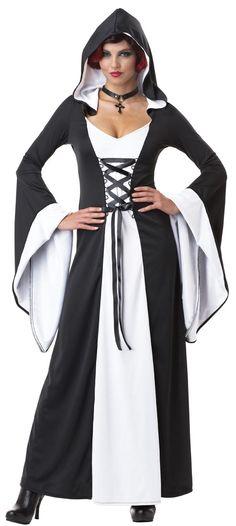 Hooded Robe Adult Costume  CA01225