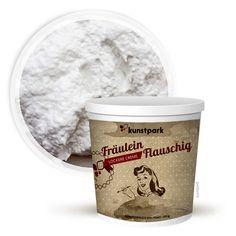 Dekopaste - Fräulein Flauschig - lockere Creme