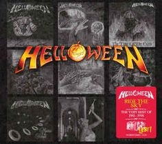 best of ride the sky the best of 1985 1998 helloween Heavy Metal, Power Metal Bands, Punk, Rock Collection, The Godfather, Black Magic, Rock And Roll, Cool Things To Buy, Musica