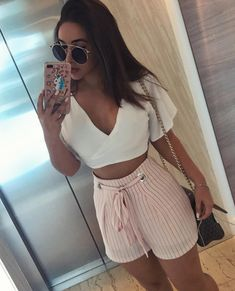 Fall Winter Outfits, Spring Outfits, Teen Fashion, Fashion Outfits, Womens Fashion, Ropa Semi Formal, Casual Outfits, Cute Outfits, Look Chic