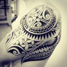 Tribal Tattoo Designs for Men (7)