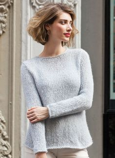 #7 SIMPLE PULLOVER