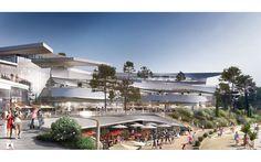 Cap3000, commerce et loisirs au coeur de la Riviera (Nice)