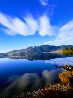 Mjøsa River, Mountains, Nature, Outdoor, Outdoors, Naturaleza, Outdoor Games, Nature Illustration, The Great Outdoors