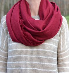 Holiday Cheer Scarf – Winsome Hanger