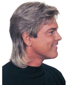 Leading Man Dark Wig 43